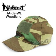 5 colors WoSporT manufacturers selling outdoor reality CS Camo hat in a variety of tactics many peaked cap(China)