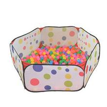 New 1 Pcs 120cm Kid Portable Outdoor Indoor Fun Play Toy Tent House Playhut Hut Ball Pool Gifts for Kids