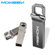 Metal 64GB USB Flash drive 32GB 16GB Pen drive 2.0 U disk