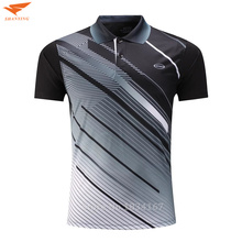 Top Quality Golf Shirt Men Sportwear Polo Shirt Tennis Clothing Sports Badminton T Shirt Breathable Lover Clothes(China)
