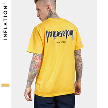 INFLATION 2017 Latest t shirts SECURITY Printed Classic T-Shirts Cool Yellow Color T shirts For Men