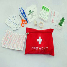 Hot 12-1 in emergency package portable field survival equipment SOS first aid kit