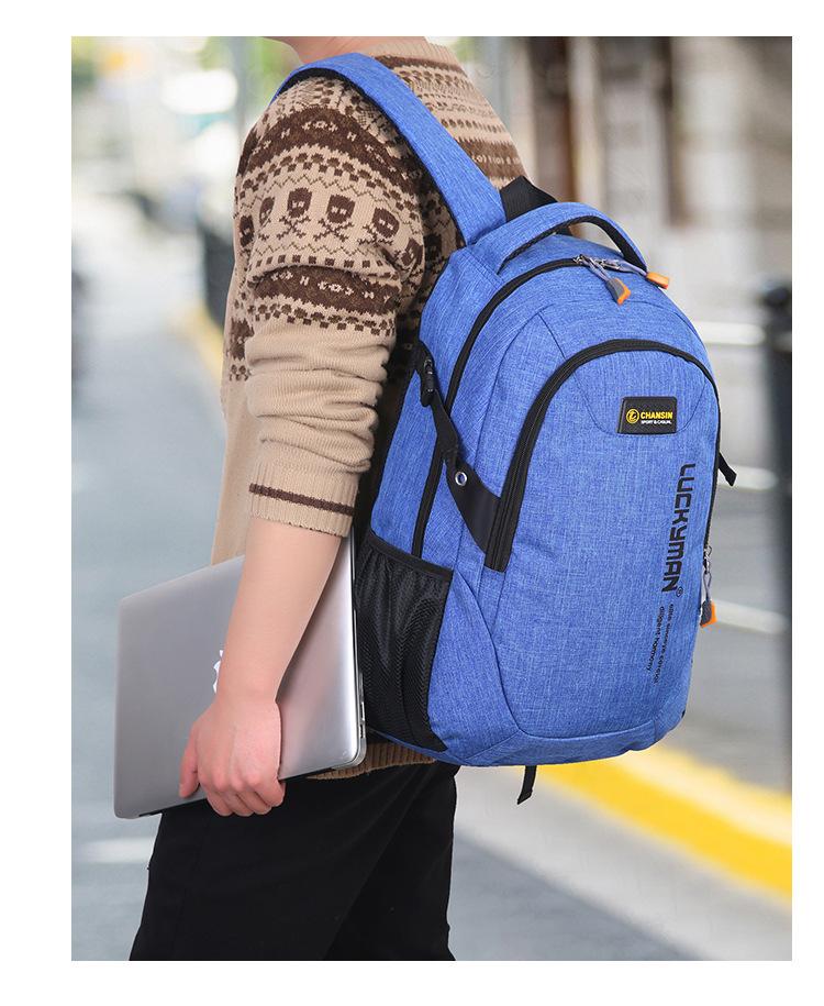 Unisex School Bag Waterproof