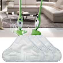 Washable Floor Steam Cleaner Cleaning Mop Microfiber Cloth Pad For H2O H20 X5