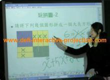 DefiLabs 16 points 42 inches Infrared Touch Screen frame, 16:9 format ,Transparency and high-resolution;(China)