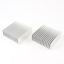 PROMOTION! 2pcs Chipset Heatsink Heat Diffuse Cooling Fin 50mm x 56mm x 20mm