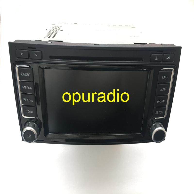 RNS510 SSD RADIO for Touareg  (7)