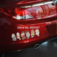 10 x Car-styling Car Covers European Cup Car Sticker Football Soccer Player For Ford Chevrolet Cruze VW Mazda Kia BMW Volkswagen