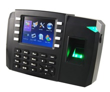 Biometric access control and time attendance machine / back up mini ups