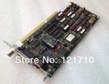 Industrial equipments board Adaptec EMASTER ATS ISA interface Network controller 727001-0104(China)