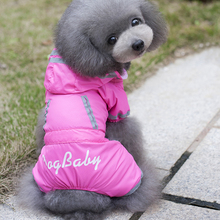 New Dog Rain Coat Jacket Puppy Clothes Jumpsuit Overalls For Small Pet Clothing Raincoats Cool Practical Pet Accessories 29
