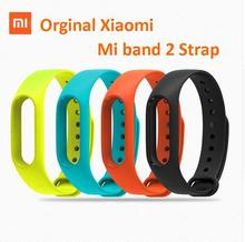 Buy Original Xiaomi mi band 2 Wrist Strap Belt Silicone Colorful Wristband Mi Band 2 Smart Bracelet Accessorie for $5.46 in AliExpress store