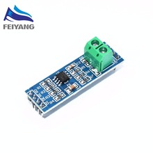 10PCS SAMIORE ROBOT MAX485 module, RS485 module, TTL turn RS - 485 module, MCU development accessories(China)