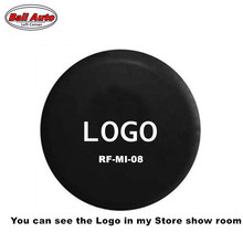 Left Corner   Factory direct sale  PVC car spare wheel cover  spare tire cover  for MITSUBISHI PAJERO RF-MI-08 accept Paypal