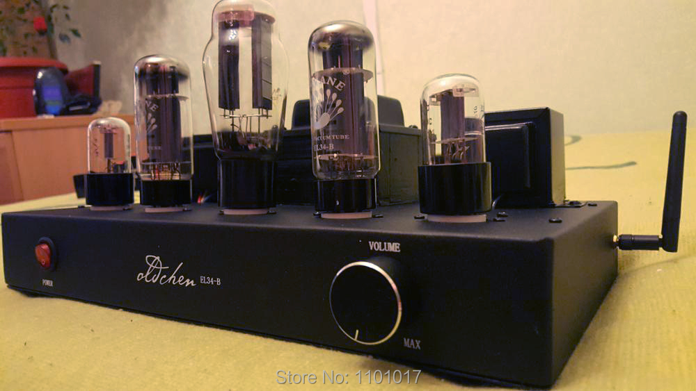 Oldchen_EL34_black_bluetooth_tube_ampfier-2