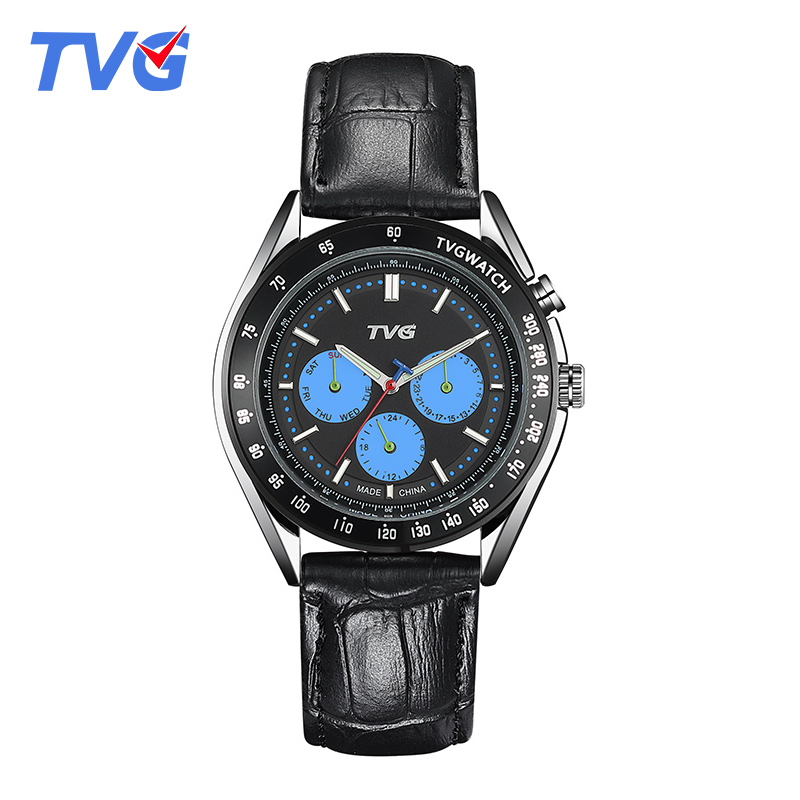 TVG Brand 2017 Newest Watch 50m Waterproof Fashion Quartz Watch Business Quartz-watch Men Wristwatch Relogio Masculino Relojes<br><br>Aliexpress