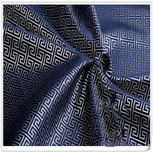 New fashion ripstop fabric african satin silk fabric for patchwork,wedding dress,upholstery fabric sofa scrapbooking by meter(China)