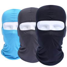 New Combat Protection Tactical Paintball Airsoft Workout Lycra Balaclava Headwear Motorcycle Full Face Mask