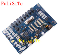 Genuine FuLiSiTe Infiniti Challenger spare parts for Galaxy digital textile printer UV flated printer IO board(China)