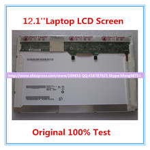 12.1'' Laptop lcd screen for IBM thinkpad X200 X201 X201I B121EW09 V.3 LTN121AT07 LP121WX3