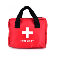 First Aid Kit Big Car First Aid kit outdoor Emergency kit bag Travel camping survival medical kits(China)