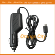 5pcs Black Car Charger Power Adapter Cable Cord for Nintendo DS Lite DSL NDSL(China)