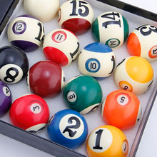Set-Of-Balls No-Billiard-Balls Phenolic Made-In-Taiwan Resin 16pcs Complete No-Inside