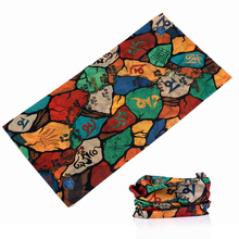 361-380 Bicycle Motorcycle Variety Turban Novelty Bandanas Magic Headband Veil Multi Head Scarf Scarves Neck Tube  Face Mask
