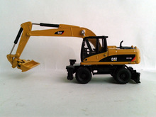 N-55177 1:87 CAT M318D Wheel Excavator toy(China)