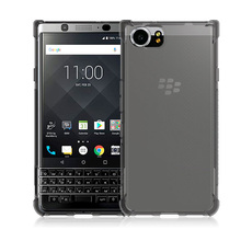 transparent Shockproof Anti-skid TPU Gel Skin soft Case Cover For BlackBerry KEYone Mercury DTEK70