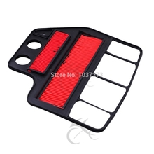 Motorcycle Air Filter cleaner For Honda CBR400 NC23 1988-1989 (Fits: For Honda CBR 400 NC23)(China)