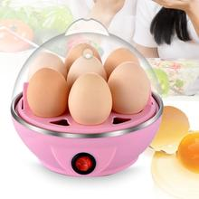 New High Quality New Generic Multi-function Electric Egg Cooker for up to 7 Eggs Boiler Steamer Cooking Tools Kitchen Utensil