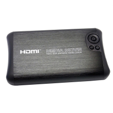 "Mini 1000GB 2.5""SATA Full HD 1080p MKV 2.5'' HDD HDMI Media Player Center USB OTG SD AV TV AVI RMVB RM"