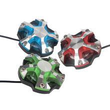 LED Waterproof Wheels Light Tire Rim Bear Light Motorcycles Lamps Motocross Styling Spotlight Red/Blue/Green KTM Accessories
