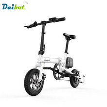 Buy Daibot 12 Inch Mini Foldable Electric Scooter moto motorcycle adults Folding Bike Electric Car Bicycle Hoverboard for $825.99 in AliExpress store