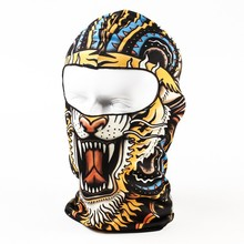 Factory Price! New Full Face Mask Balaclava Motorcycle Ski Sports Snood Motor Bike Mask Cover Cap