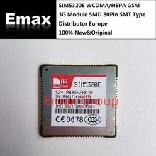 SIM5320E WCDMA/HSPA GSM 3G Module SMD 80Pin SMT Type 100% New&Original Distributor Europe Free Ship JINYUSHI stock(China)