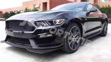 PP car body kits bumper apron for Ford mustang 2015