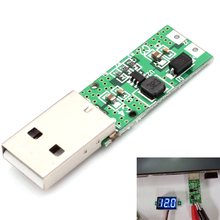 2pcs DC-DC 5V to 12V USB Step Up Power Supply Module Boost Converter 5W Voltage Board DC 4.2V-5.2V(China)