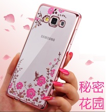Soft TPU Bling Case For Samsung Galaxy J5 Prime A3 A5 2017 J3 J7 2016 S7 Edge S6 S5 Neo Note 3 4 5 J2 Prime Grand Prime Case