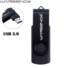 Fast Speed USB 3.0 Metal Rotatable USB Flash Drive Pen Drive 4gb 8gb 16gb 32gb 64gb 128gb Pendrive USB Stick Logo Customize