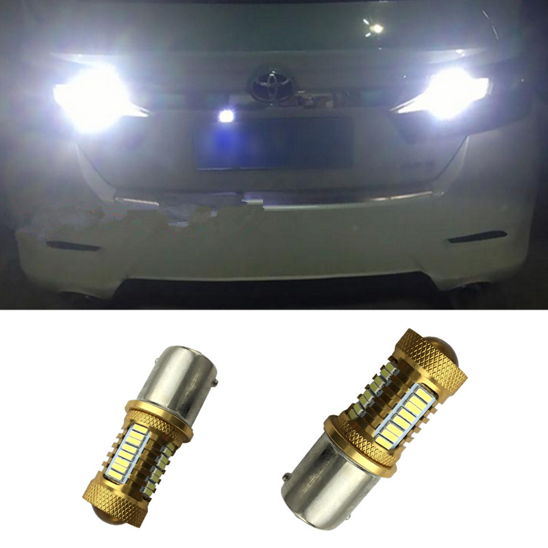 2x For volvo v70 s80 s40 v60 c30 940 850 v50 xc90 xc60 v40 P21W LED Canbus 1156 Ba15s Backup Reverse Light Bulb<br><br>Aliexpress