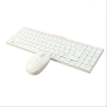 MAORONG TRADING E300 2.4G Wireless keyboard and mouse set Russian for dell/Acer/Lenovo/Toshiba/Asus aio desktop laptop