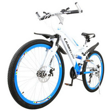 L260104 /21 speed/24 inches/ Mountain Bike/Riding car/Aluminum alloy bicycle frame/Multi-color optional/Outdoor riding/