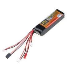 Activity ZOP Power 3S 11.1V 2200MAH 8C Lipo Battery For Devo JR WFLY Transmitter