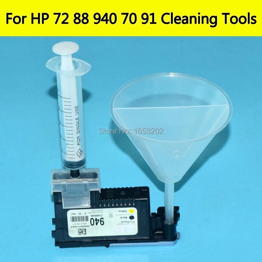 ᐂПринт Head очиститель единиц для ⑦ HP940 HP940 88 70 ...