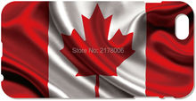 2016 Painting Canada Flag Cover For iphone 5 5S SE 5C 6 6S Plus Touch 5 6 For Samsung Galaxy A3 A5 A7 J1 J2 J3 J5 J7 Phone Case