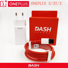 Original ONEPLUS 5 Dash charger ONEPLUS 3t/3 dash charge charger ONE PLUS fast quick charger Adapter &DASH charge cable