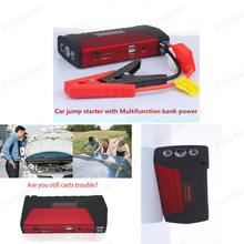 new arrival Car booster multi-function Mobile Power Bank Auto Jump Starter Emergency Starter Charger jumper booster