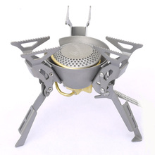 Fre maple Titanium stove camping stove Cooking stove 200g FMS-100T